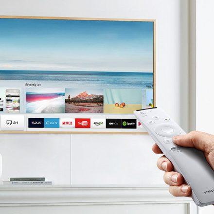 Samsung's Frame TV to start at $2000