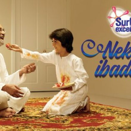 This ad by Surf Excel has an insightful message of Ramadan