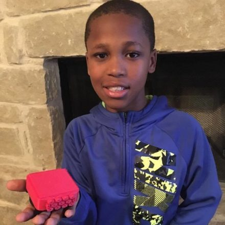 5th grade Schoolboy invented a Gadget to save lives