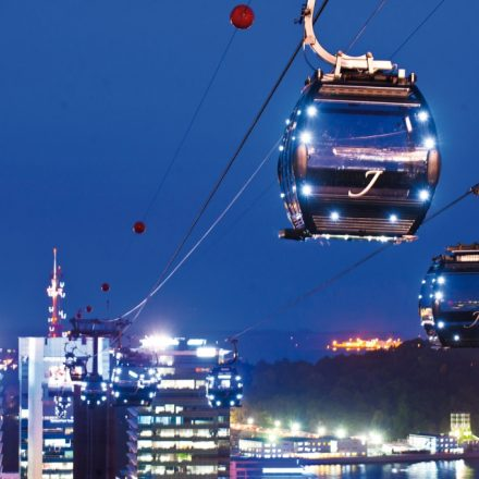 Lahore to be pioneer in the Ropeway Transportation