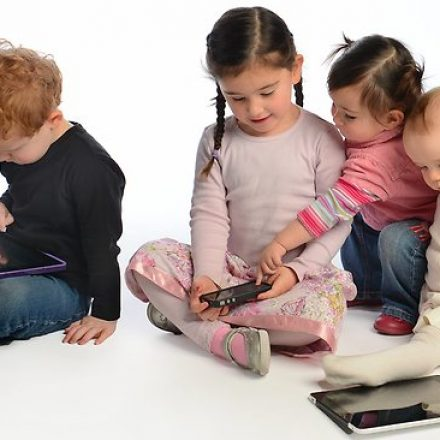 Technology's role in a Child's life
