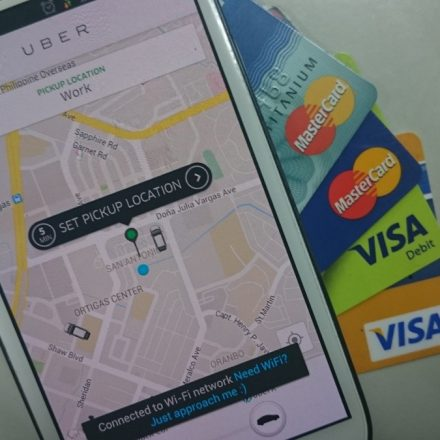 Uber users' credit card info being hacked, Uber pays itself