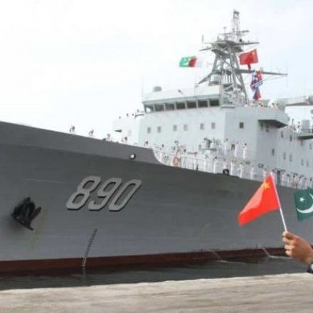 Joint military exercises of China and Pakistan completed in Arabian Sea