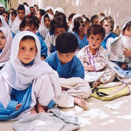 Why 55% children out of school in Sindh? We need answers…