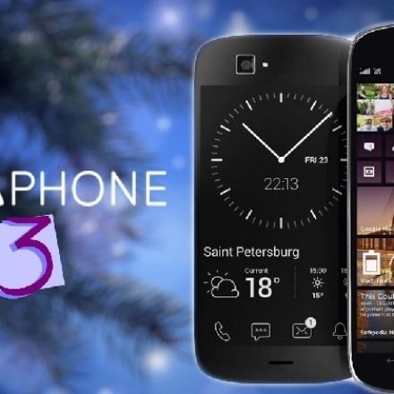 The YotaPhone 3 Dual Screen to be released later this year