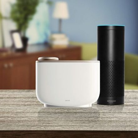 Want your home to smell better? Alexa to the Rescue!