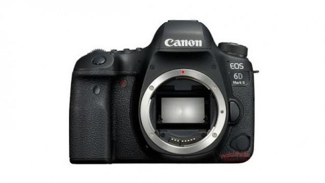 Canon EOS 6D Mark II pricing and specifications leaked ahead reported 29 June