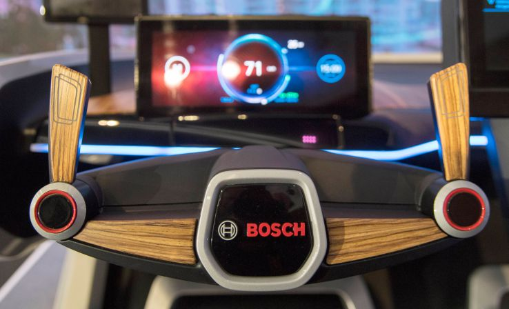 Tier one auto industry dealer Bosch is investing greatly in where the souk is headed, with a spanking new announcement of $1.1 billion facilities