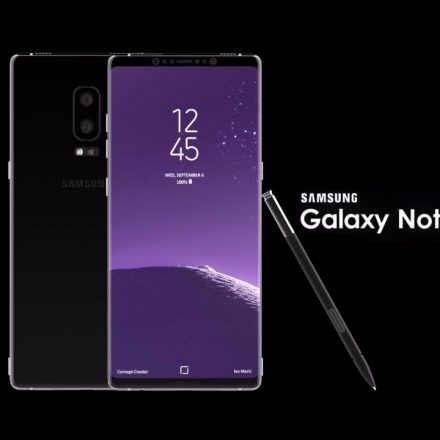 An in-display fingerprint scanner not likely to be included in the Galaxy Note 8