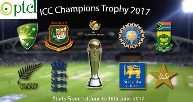 Watch Your ICC Champions Trophy Cricket Matches Ads Free