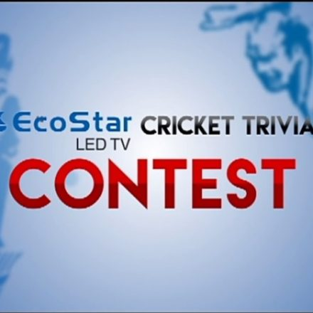 EcoStar offers fabulous prizes in ICC Cricket Trivia Contest