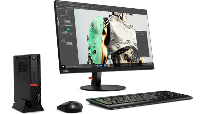 Lenovo's pro workstation - as light as the MacBook Air