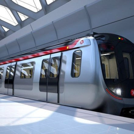 CRRC unveiled World's first Driverless Rail Transit System
