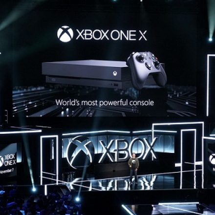 Meet the Xbox One X – Microsoft's new powerful 4K console