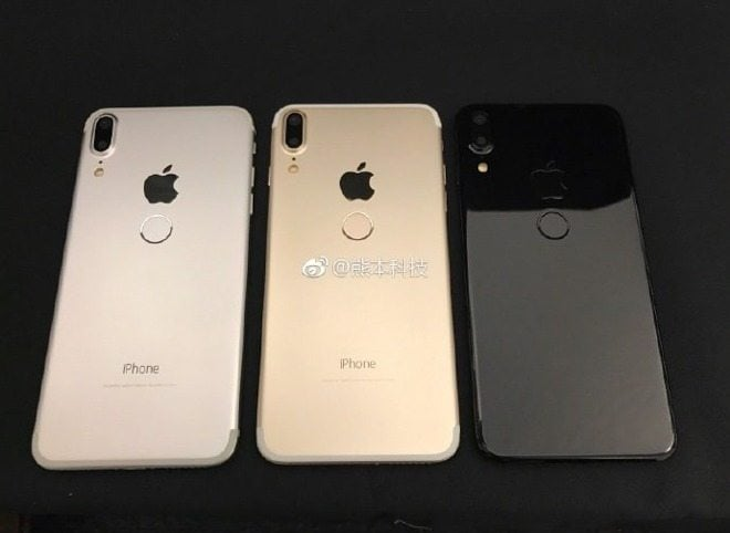iPhone 8 four colors