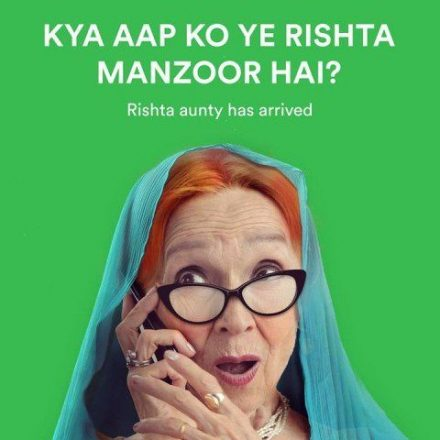 Careem launched 2-day campaign of Rishta Aunty
