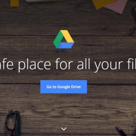 Now Backup your entire PC with Google Drive Backup and Sync app