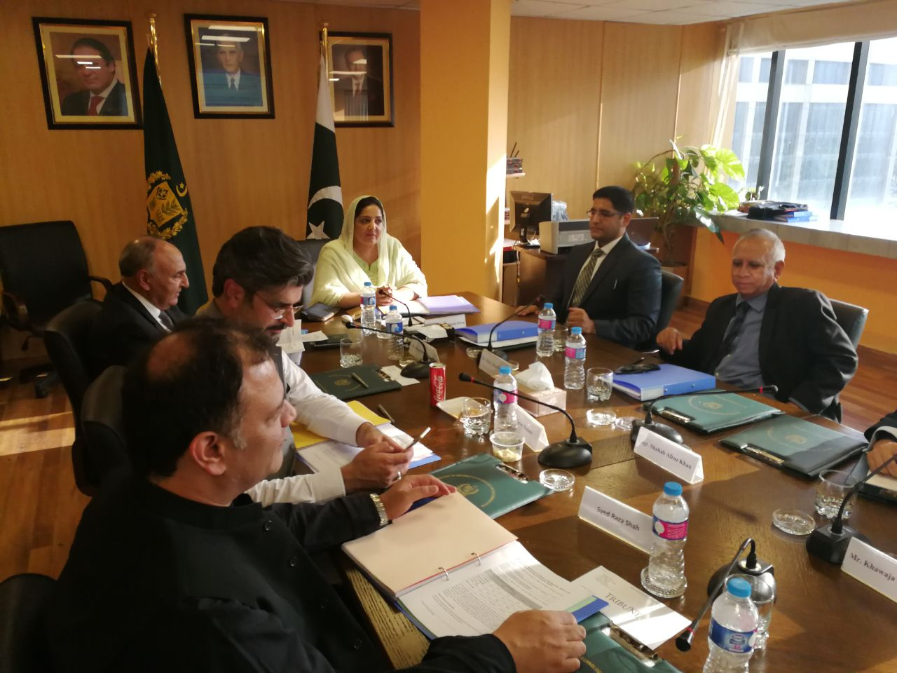 Board has approved re-tendering of National Incubation Center Quetta Besides rolling out the DigiSkills Program to train 1 million youth in Pakistan.