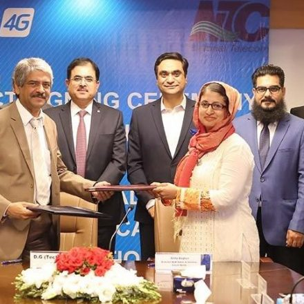 Telenor Pakistan partners with NTC for enhanced 4G penetration in remote areas