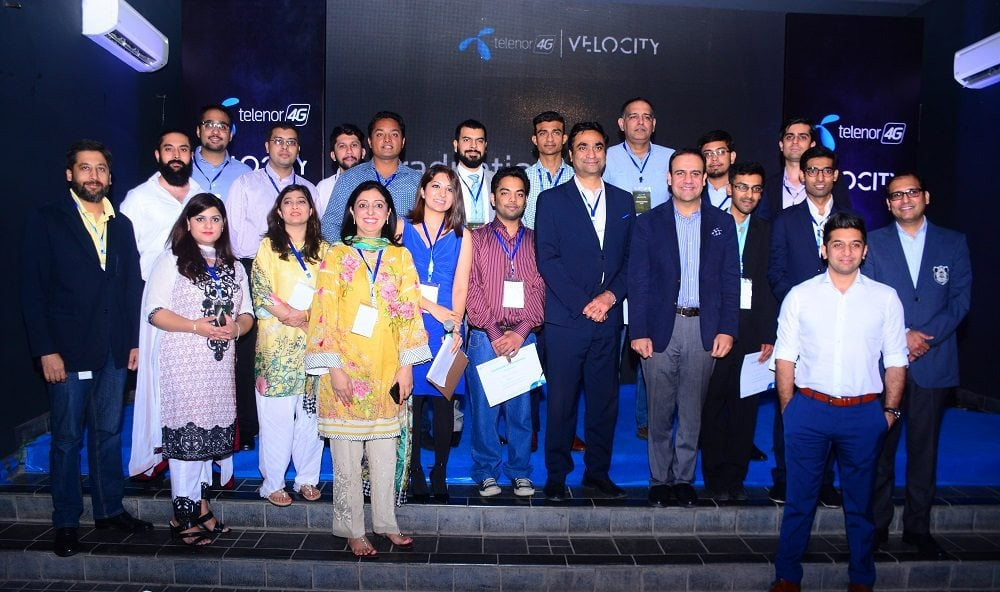 This time around, the event had a modern and minimalistic setting, with a strong focus on building startup's rapport with the investors.