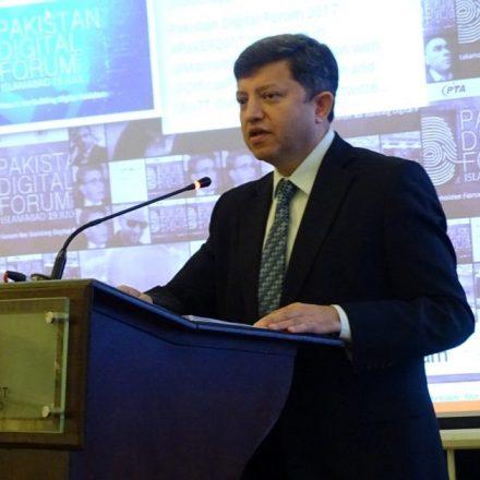 PTA organized Pakistan Digital Forum