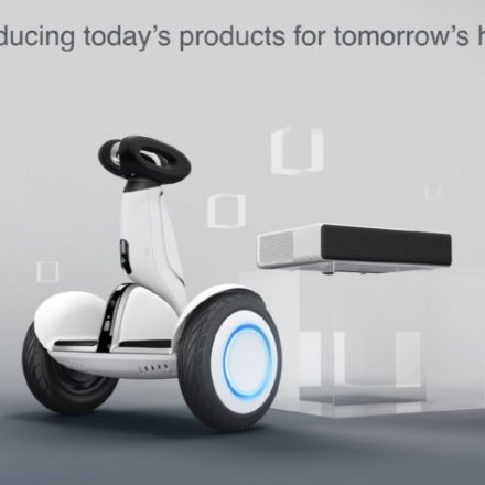 Xiaomi adds a new electric scooter and laser projector to its accessory range