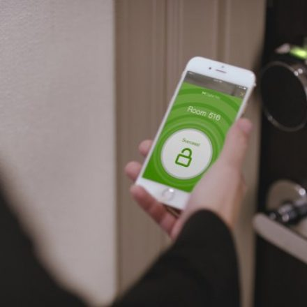 Smartphone door unlocking used 11 million times without being hacked, says Hilton