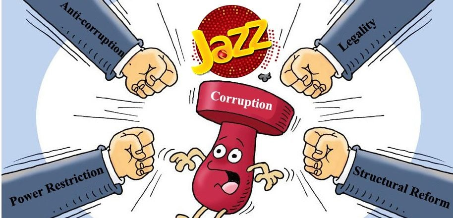 Jazz (Warid) commits 20 million Tax fraud