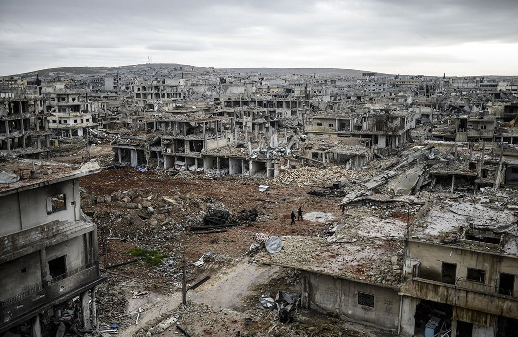 Syria's six-year conflict-ravaged its infrastructure causing losses to its economy of $226 bn, according to a report by the World Bank on Monday.
