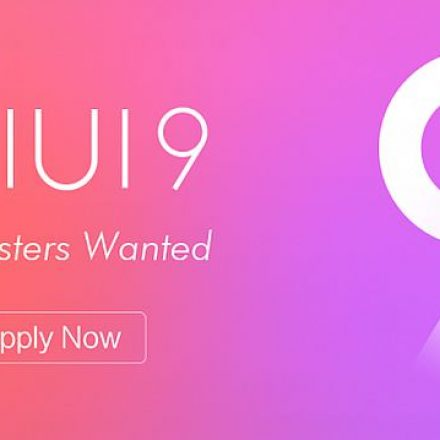 MIUI 9 is now official, but wait…