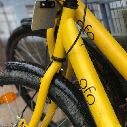 Chinese bike-sharing startup OFO raises $700M led by Alibaba