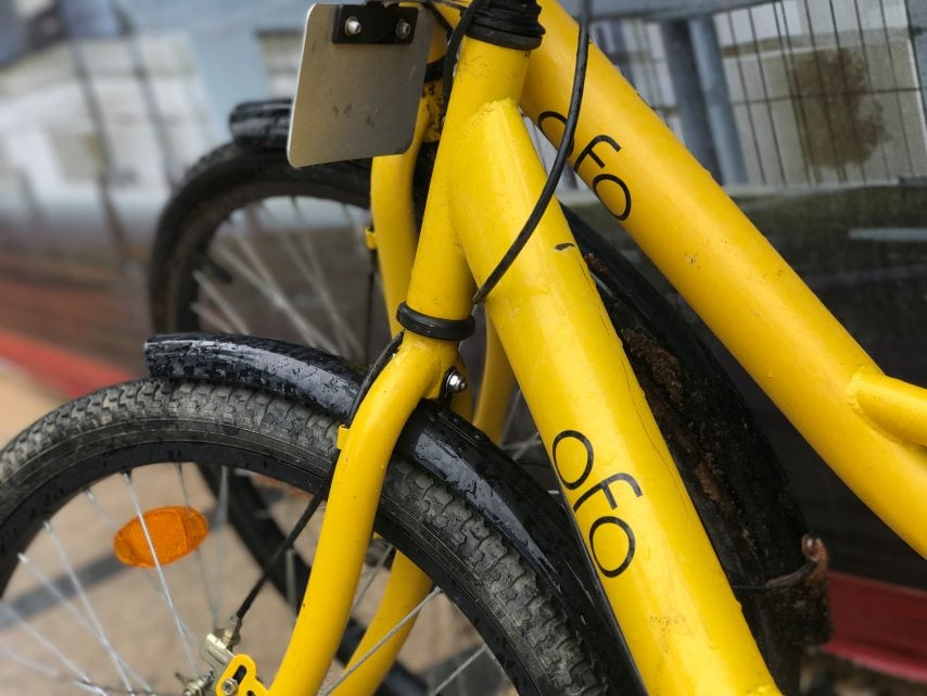 OFO One of China's two billion-dollar-valued bike-sharing companies Ofo has announced its $700 million raises Series E funding, being led by e-commerce