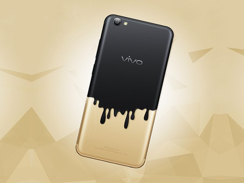 Vivo V5s Introduce Exquisite Matte Black Color