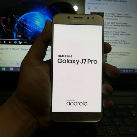 Galaxy J7 Pro is now available in Pakistan