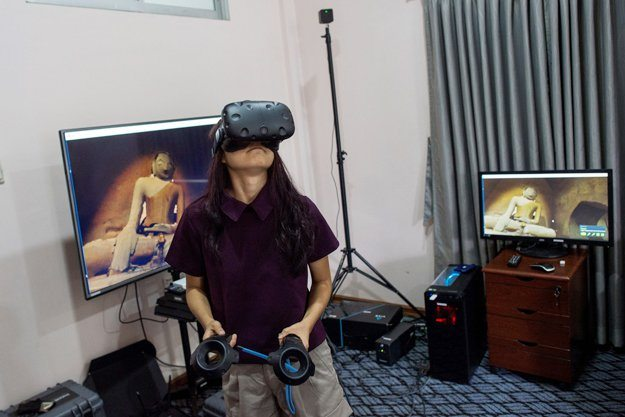 Myanmar Startups plotting past and outlining future through VR