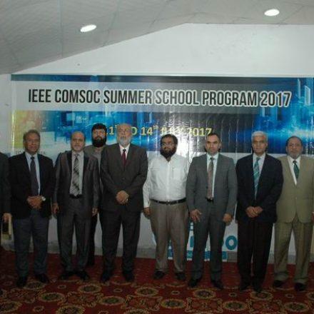 IEEE Comsoc Summer School Program 2017 Asia Pacific