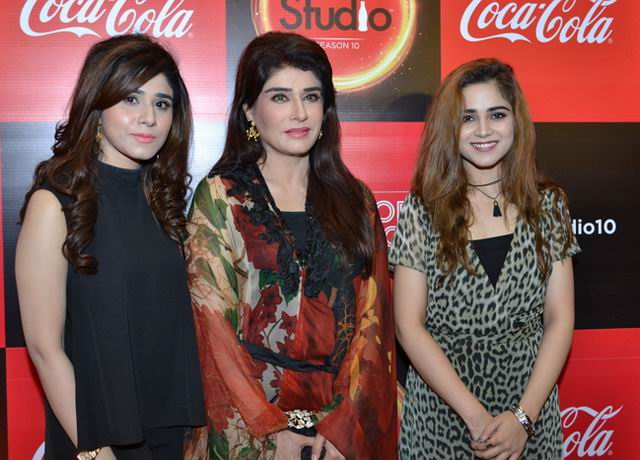 """Coke Studio's Season 10 launched with high emotions"" is locked Coke Studio's Season 10 launched with high emotions"
