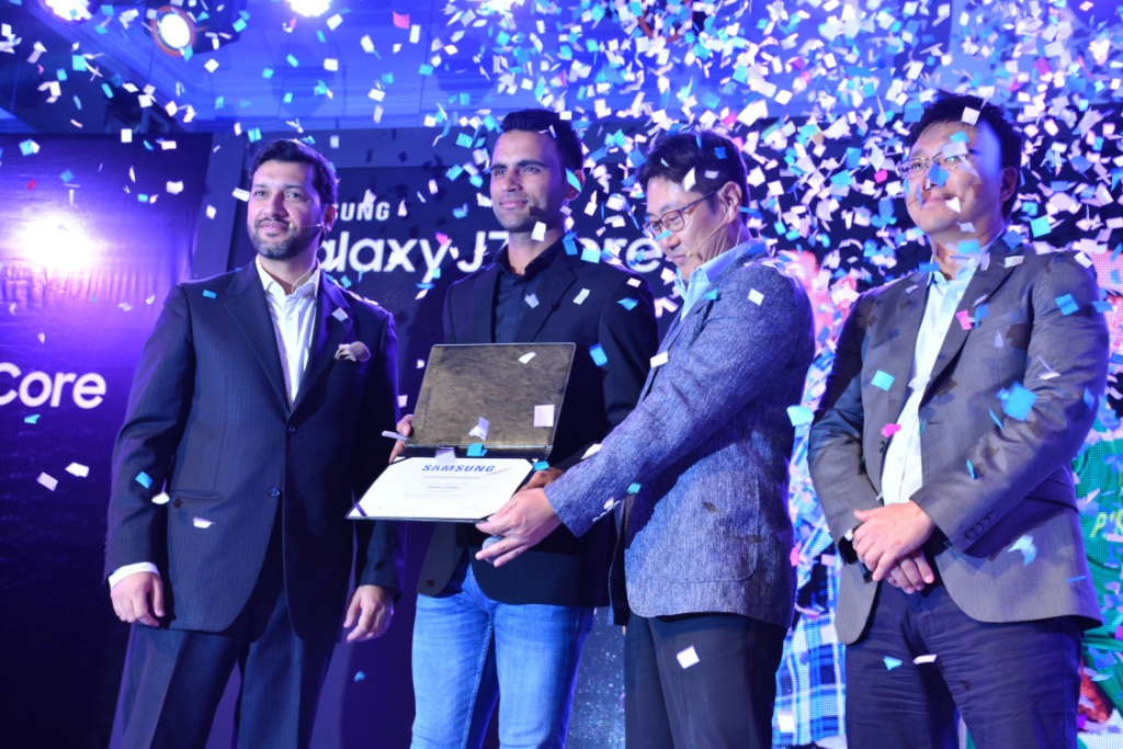 Samsung Electronics has now launched its revolutionary device – Samsung Galaxy J7 Core in Pakistan. This prestigious launch event was held on 28th August