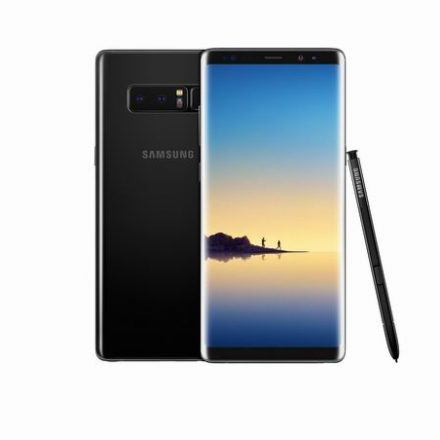 Do Bigger Things withSamsung Galaxy Note8,the Next Level Note