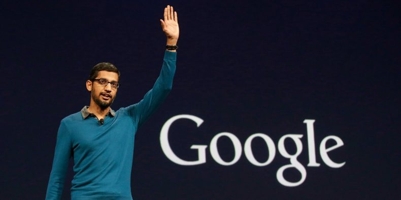 Google CEO cancels meeting on gender diversity as the issue went viral