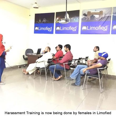 The new Rival for Uber and Careem – Limofied launching on 14 Aug in Karachi