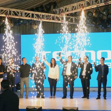 Camon CX & Camon CX Air Make A Marvelous Entry A Grand Ceremony