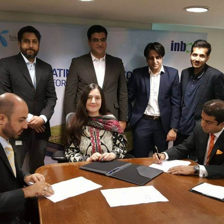 Telenor joins hands with Inbox Business Technologies for digital & financial inclusion of farmers