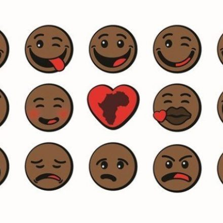 Use of black emojis is not so Far a cultural threat by white people