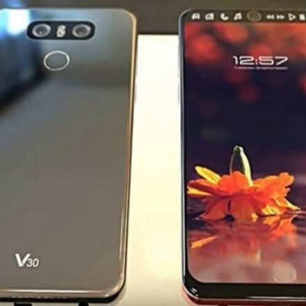 LG V30 to feature with not only 6-inch OLED display