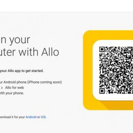 Allo by Google now available on the web