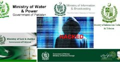 Several Pakistani Govt. websites hacked by Indian Hackers [Update]