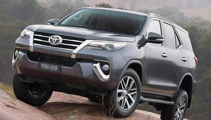 IMC: Toyota Fortuner hits Pakistani market with increased prices