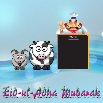 Eid-al-Adha brings oppurtunity for you to Help Needy and Be Selfless