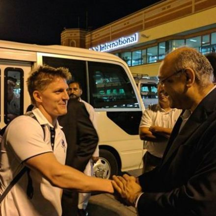 Cricket fever is on peak Cricket stars of World XI Arrive in Pakistan 1st match started